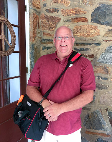 Pat Hillman from Morris - Hillman Home Inspections