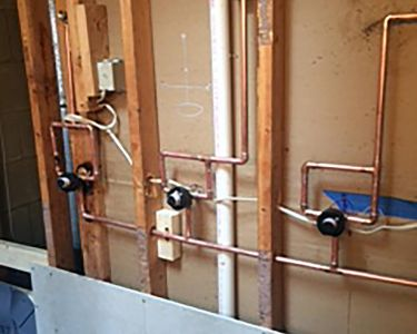 Home inspection photo from Morris - Hillman Home Inspections