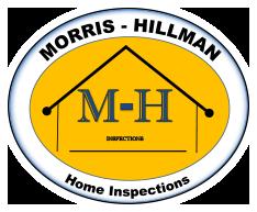 The Morris - Hillman Home Inspections logo