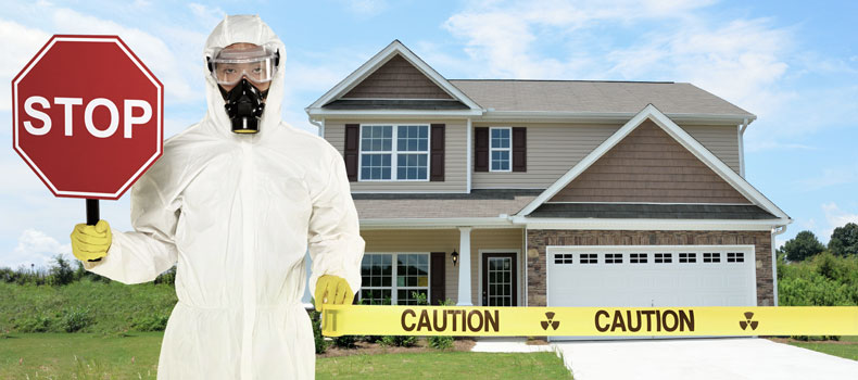 Have your home tested for radon by Morris - Hillman Home Inspections