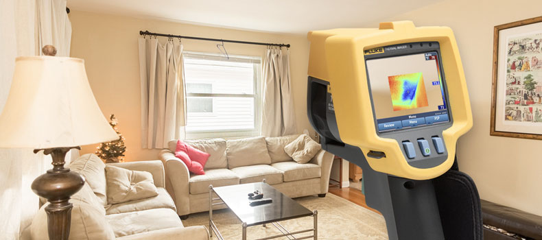 Get a thermal (infrared) home inspection from Morris - Hillman Home Inspections